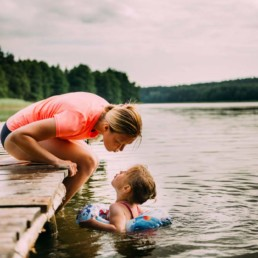 nad jeziorem | Domki nad Jeziorem Mazury | Enklawa Mikołajki